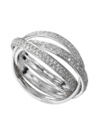 Diamond Rolling Rings