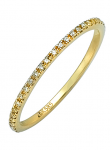 Micro Diamond Stacking Ring