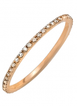 Mirco Diamond Stacking Ring