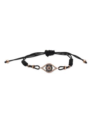 Evil Eye Cord Bracelet